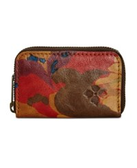 Patricia Nash Abri Coin Purse Parisian Camo