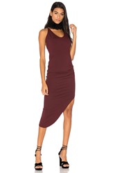 Twenty X Back Dress Red