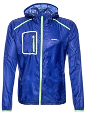 Craft Focus Sports Jacket Atlantic Gecko Blue
