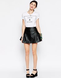 Antipodium Retriever Skirt Black