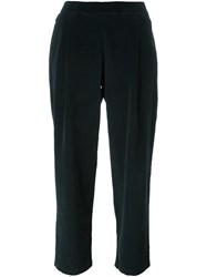 Humanoid Cropped Trousers Grey