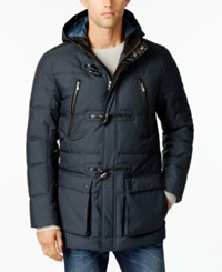 Calvin Klein Men's Toggle Coat A Macy's Exclusive Style Officer Navy
