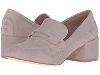 Chinese Laundry Marilyn Cool Taupe Kid Suede Women's Dress Sandals
