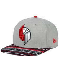 New Era Portland Trail Blazers Neon Mashup 9Fifty Snapback Cap