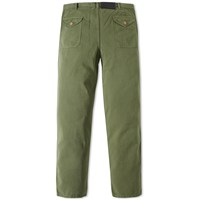 Bleu De Paname Swedish Pant Green