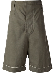 Lost And Found Long Length Shorts Grey