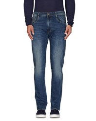 Uniform Denim Denim Trousers Men