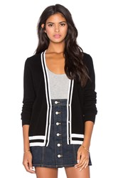 Ag Adriano Goldschmied Finn Cardigan Black