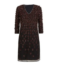 Escada Dadudas Dress Female Terracotta