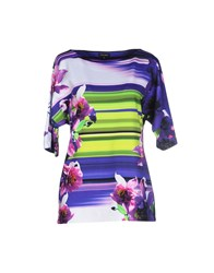 Escada Topwear T Shirts Women Purple