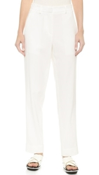 Classic Trousers Off White