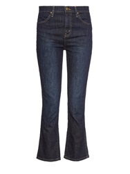 The Nerd Mid Rise Kick Flare Jeans