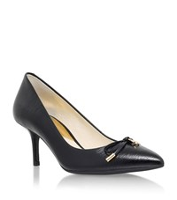 Michael Michael Kors Nancy Mid Heel Pumps Female Black