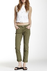 Textile Elizabeth And James Simon Cuffed Cargo Pant Green