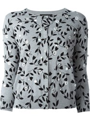 Markus Lupfer Embellished Sweater Grey