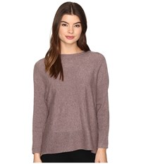 Only Filipa 7 8 Pullover Deep Taupe Melange Women's Clothing
