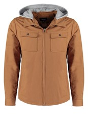 Brixton Canton Summer Jacket Copper