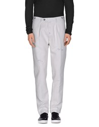 Myths Trousers Casual Trousers Men Light Grey
