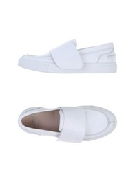 Giambattista Valli Low Tops And Trainers White