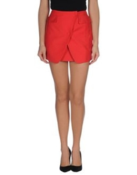 Maison Martin Margiela Maison Margiela 1 Mini Skirts Red