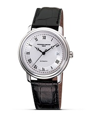 Frederique Constant Classic Automatic Watch 40 Mm Steel