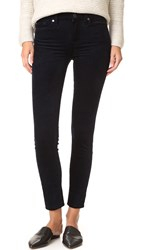 7 For All Mankind The Skinny Jeans Marine