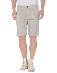 Good Mood Bermudas Light Grey