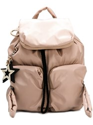 See By Chloe 'Joyrider' Backpack Nude And Neutrals