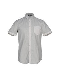 Gas Jeans Gas Shirts Light Grey