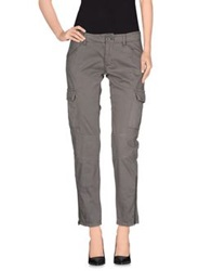 Woolrich Casual Pants Grey