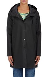 Stutterheim Raincoats Women's Mosebacke Raincoat Black