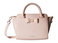 Ted Baker Ashlene Nude Pink Satchel Handbags