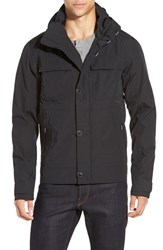 Men's Nau 'Urbane' Waterproof Hooded Jacket Caviar