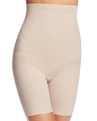Tc Fine Shapewear Intimates Adjust Perfect High Waist Thigh Slimmer Shorts 4179 Cupid Nude