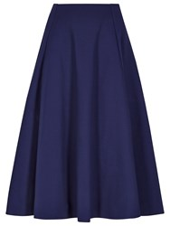 Winser London Full Circle Midi Skirt Moonlight