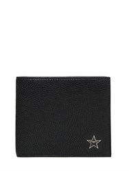 Givenchy Star Stud Grained Leather Classic Wallet
