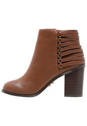 Lipsy Ankle Boots Tan