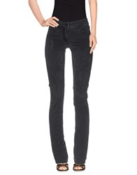 Who S Who Denim Denim Trousers Women Steel Grey