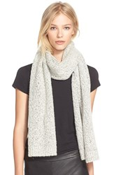 Women's Vince Multicolor Scarf Grey H. Steel