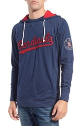 Men's Mitchell And Ness 'Saint Louis Cardinals Away Team' Tailored Fit Hoodie