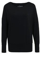Venice Beach Calma Long Sleeved Top Quarz Anthracite