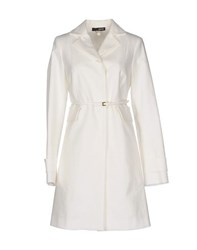 Liu Jo Coats And Jackets Full Length Jackets Women White