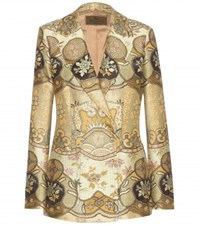 Etro Mytheresa.Com Exclusive Jacquard Blazer Multicoloured