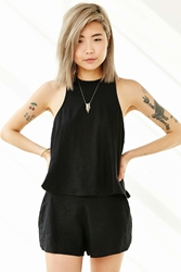 Bdg Kuta Tank Top Black