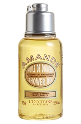 L'occitane 'Amande' Cleansing And Soothing Shower Oil