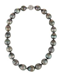 Assael Tahitian Pearl Necklace 15 16.5Mm