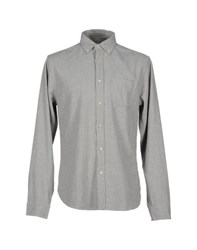 Alex Mill Shirts Shirts Men Light Grey