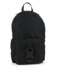 Christopher Kane Safety Buckle Nylon Backpack