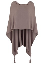 Tom Tailor Cape Dusty Iron Grey Taupe