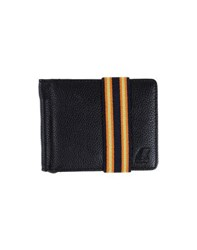 K Way Small Leather Goods Wallets Men
